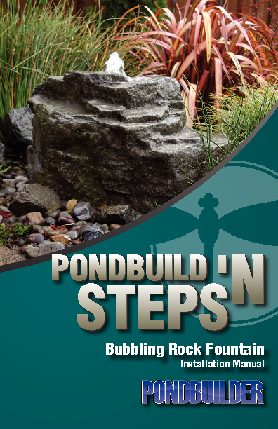 Guide to Installing a Bubbling Rock Fountain