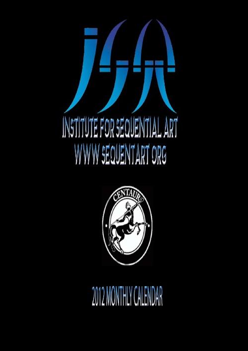 ISA 2012 Monthly Calendar