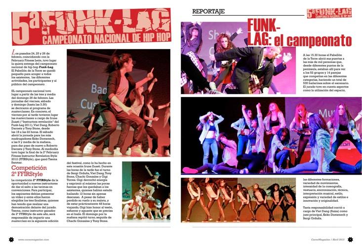 V Funk-Lag (Campeonato nacional de Hip Hop)