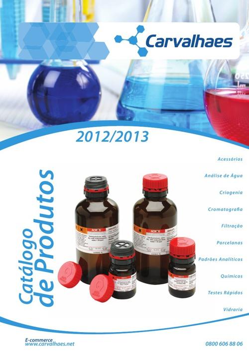 Principais produtos Carvalhaes