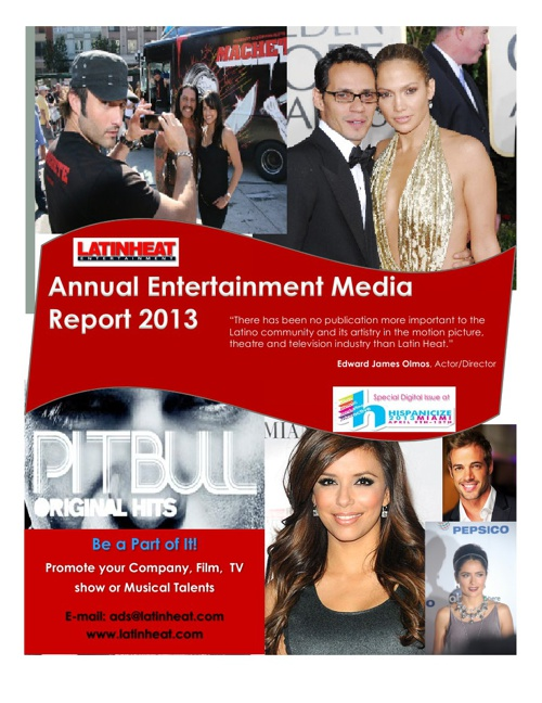 Latin Heat Special Edition at Hispanicize 2013!
