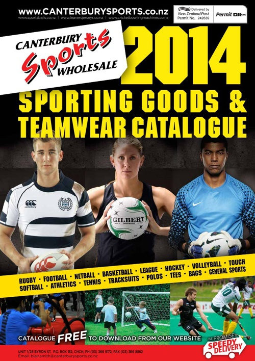 CSW 2014 Catalogue