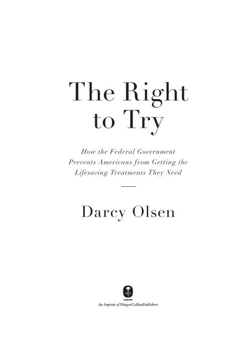 Right to Try Excerptl