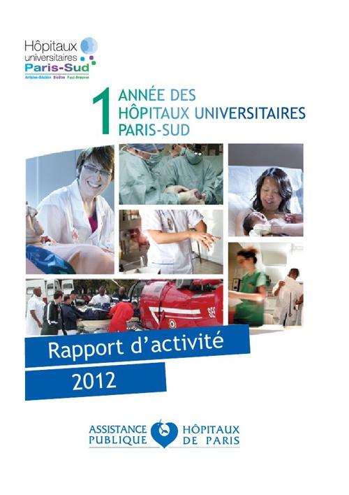 Rapport d'activité 2012 des HUPS