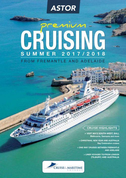 UK Ships By FFAAAFD Flipsnack - Cruise ship brochure