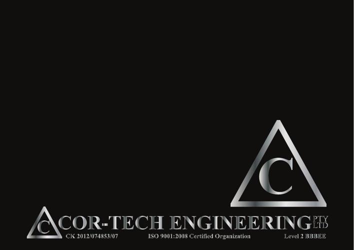 Cor-Tech Engineering Company Brochure
