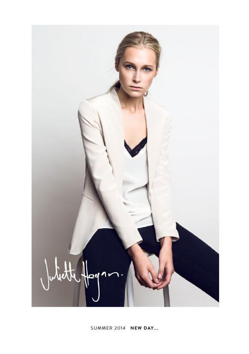 Juliette Hogan S14 Lookbook