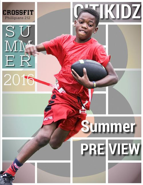 2016 Summer Preview