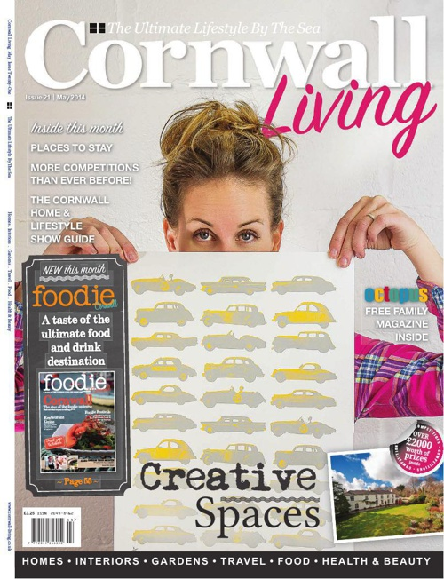 Cornwall Living issue 21