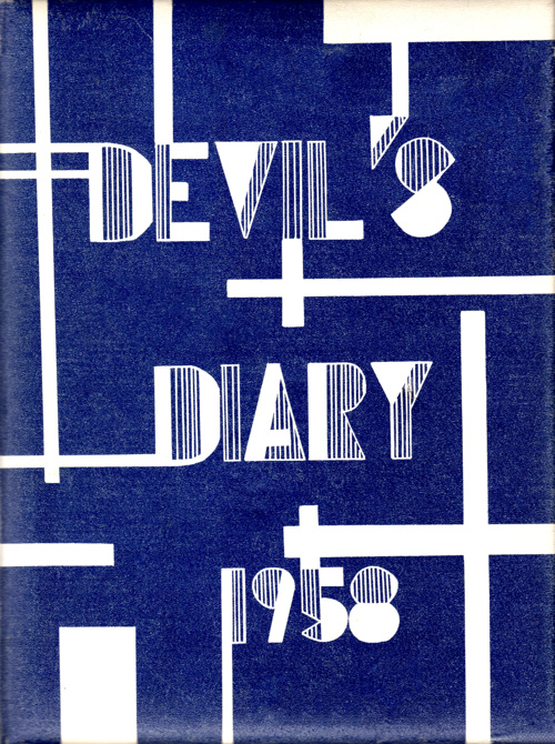 1958 Devil's Diary -- Part II