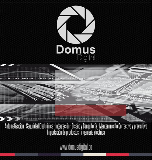 DOMUS DIGITAL BROCHURE