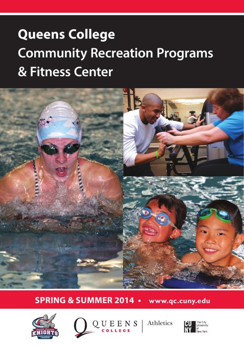 Recreation Brochure Spring 2014