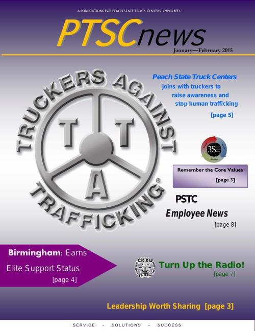 PSTCnews JAN/FEB 2015