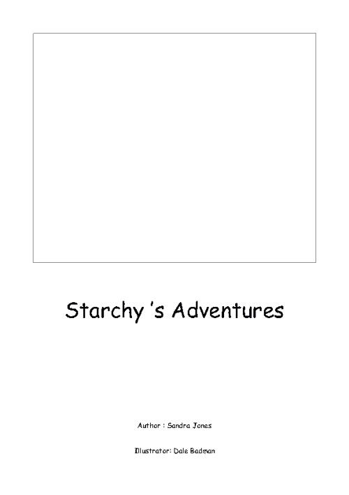Starchy flip book