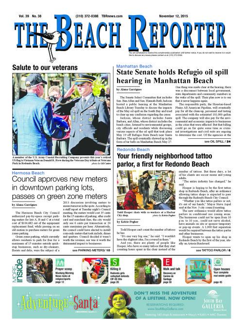 The Beach Reporter | 11-12-15
