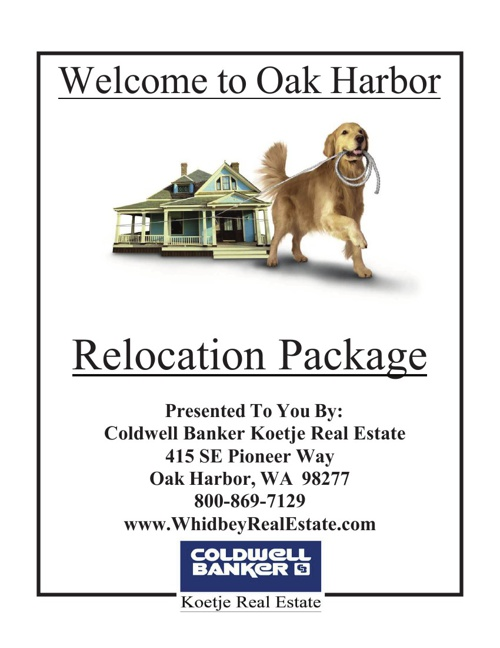 Whidbey Island Local Information