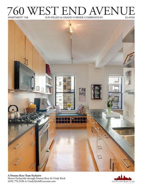 760 West End Avenue, Apartment 7AB