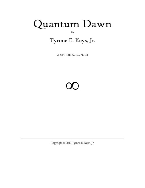 Quantum Dawn - Final Version 1 Single Spaced
