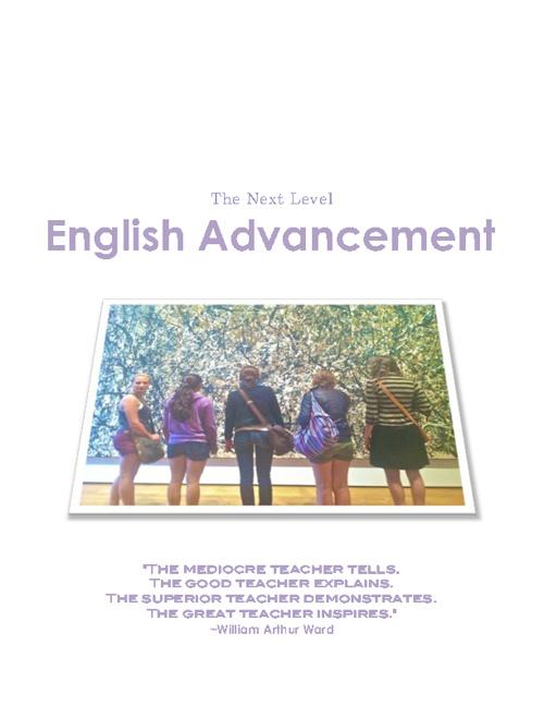 The Next Level ~ ADVANCED English