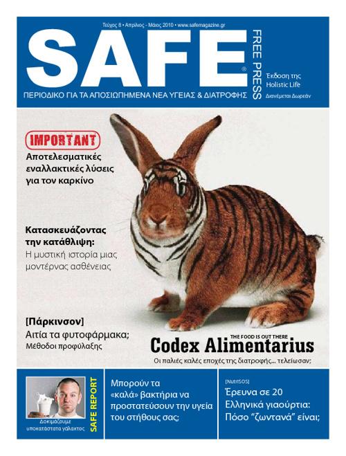 Safe 8o Τεύχος