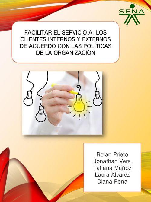 Servicio al Cliente parte 1