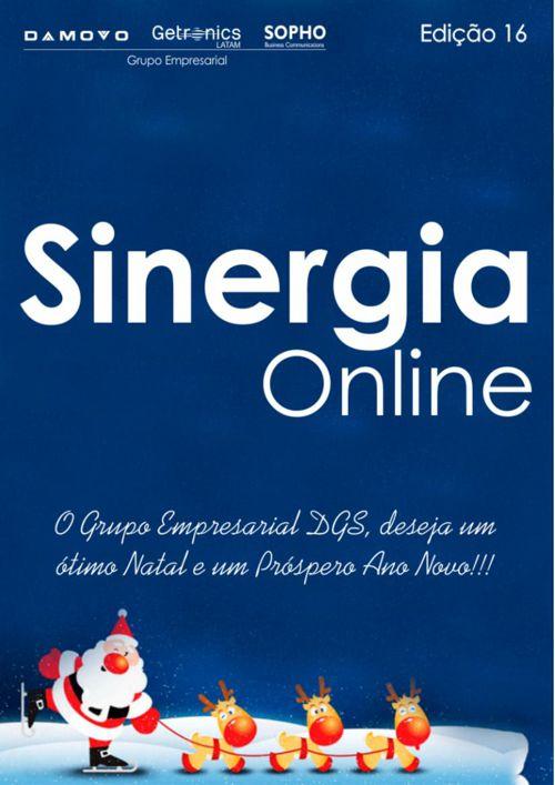 Sinergia Online - Edição 16
