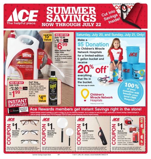 FRONTIER ACE HARDWARE