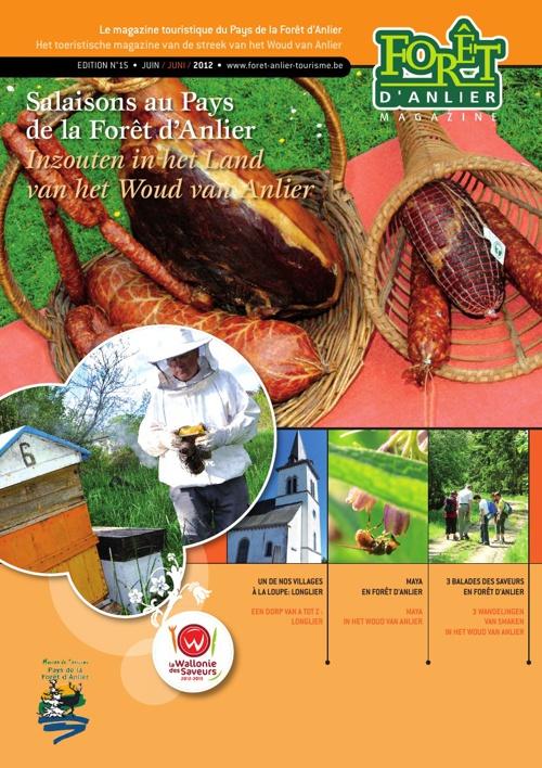 Anlier magazine juin 2012