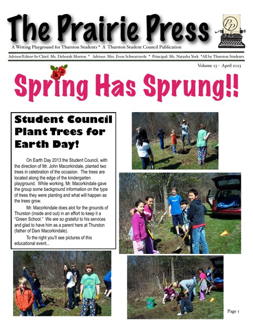 Prairie Press Issue 13