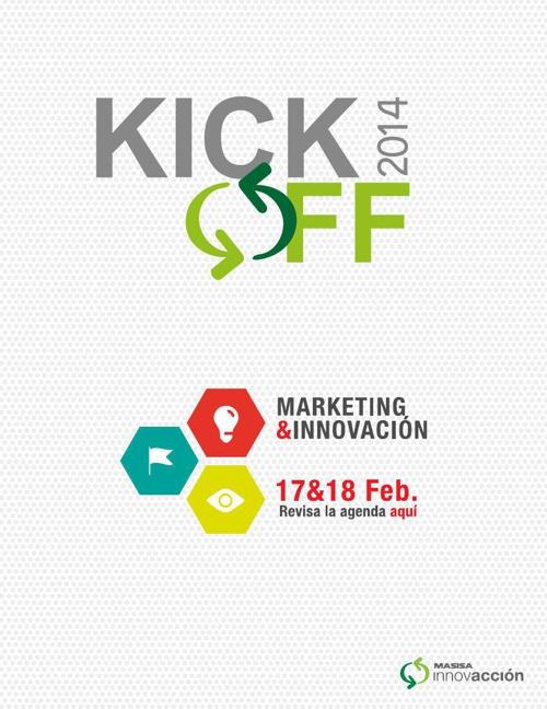 Minuta kickoff mkt+i feb2014