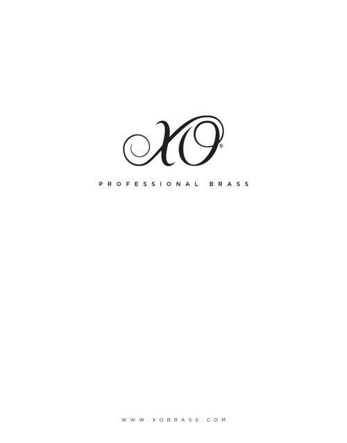 XO professional brass 2014