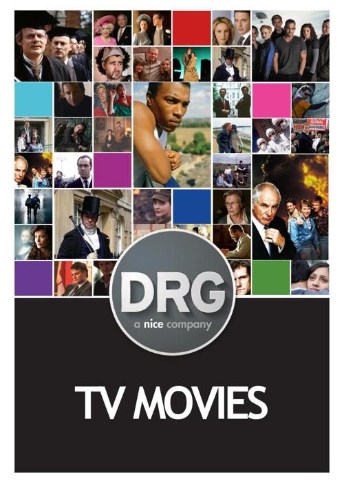 DRG - TV Movie Catalogue 2012-13