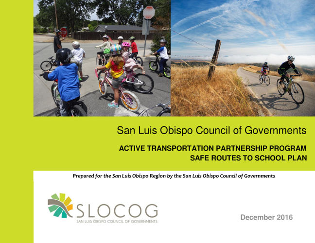 San Luis Obispo Active Transportation Partnership Program