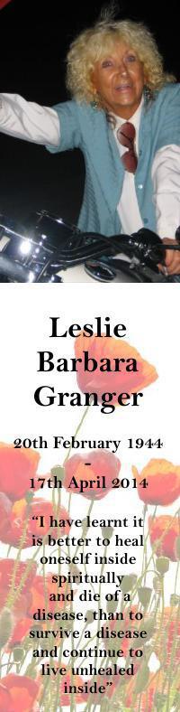 Bookmakrs for Lesley Granger