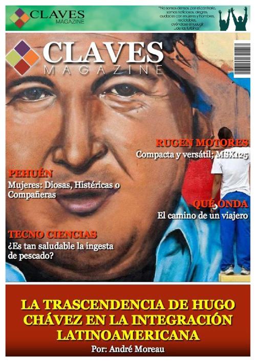 Revista Claves Magazine