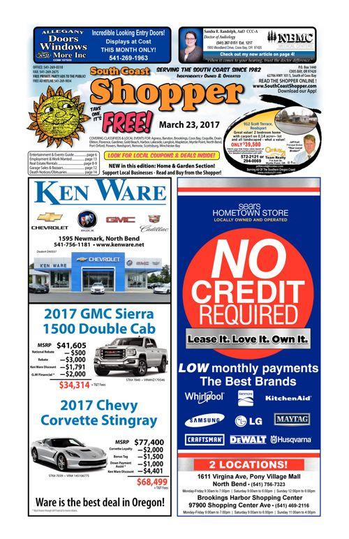 South Coast Shopper e-Edition 3-23-17