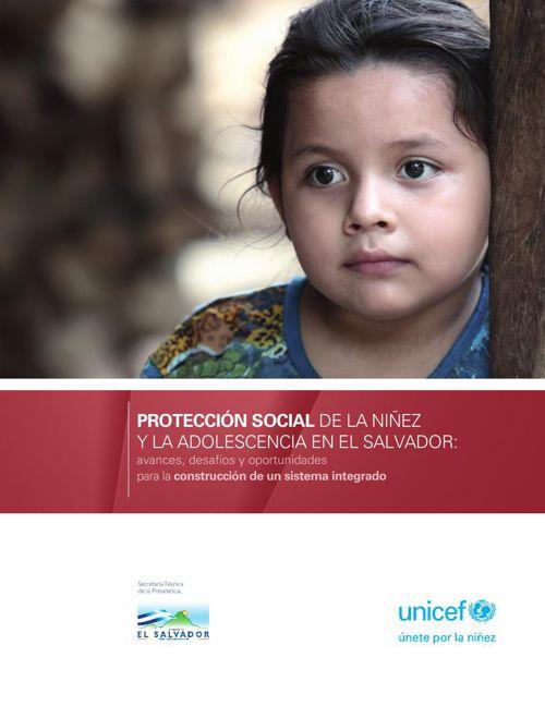 Protección social de la niñez y la adolescencia en El Salvador