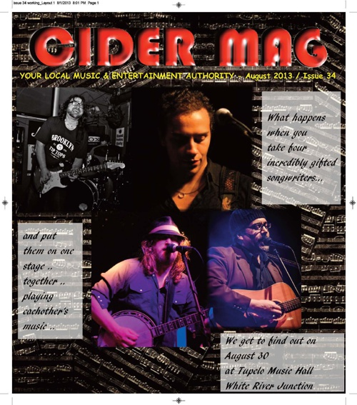 Cider Mag - August 2013