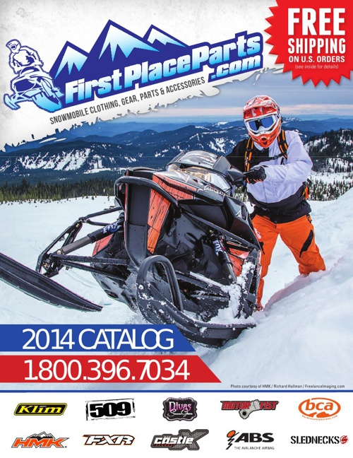 First Place Parts 2014 Snowmobile Catalog