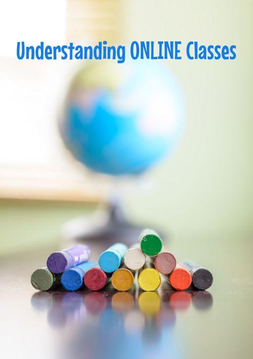 Understanding Online Classes