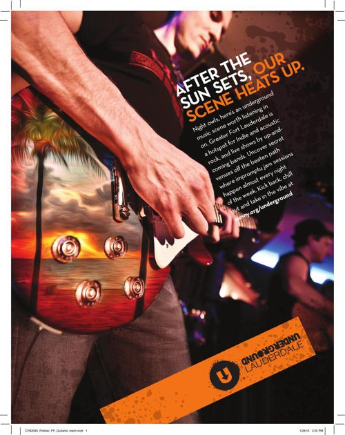 Driven Music Conference Fort Lauderdale May 2015 Program Guide
