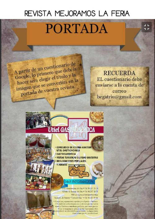 revista feria gastronomica