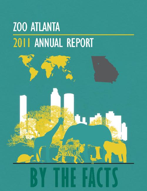 2011 Zoo Atlanta Annual Report