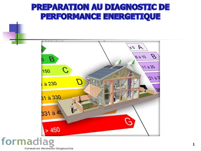 Diagnostic DPE