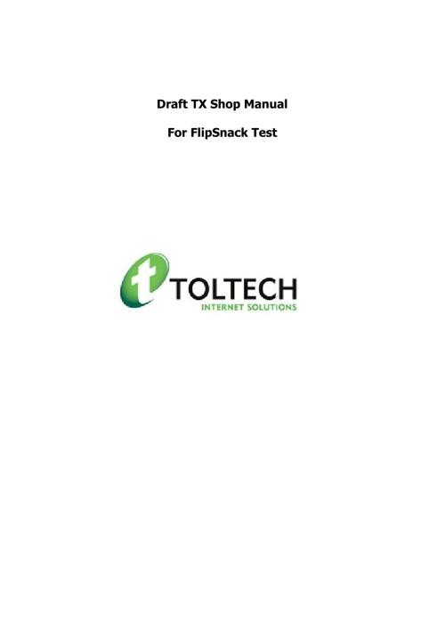 TX Manual