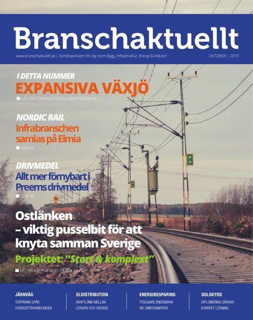 V2 Branschaktuellt - 2015 Oktober
