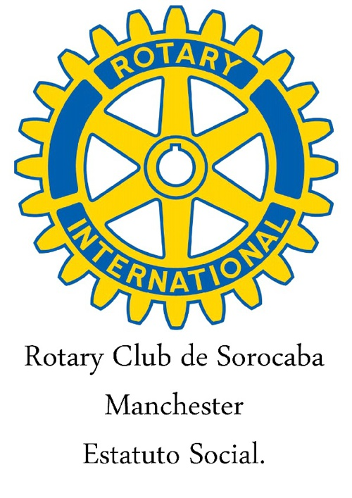 Copy of Rotary Club de Sorocaba Manchester - Estatuto Social