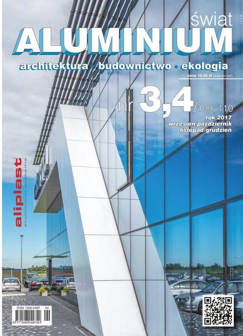 Świat Aluminium 2017 nr 3-4