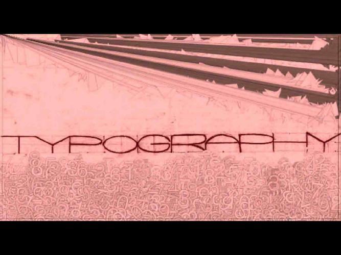 Typography Part 2