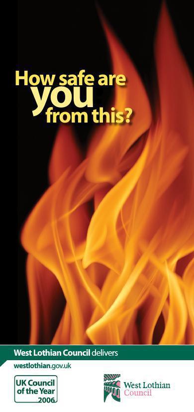 Fire Leaflet